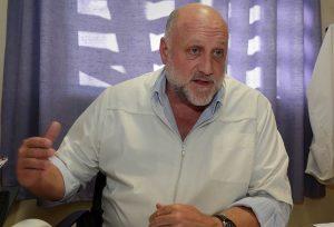 Adrián Lammel: «Para septiembre tenemos la proyección de poder tener la inmunidad de rebaño»