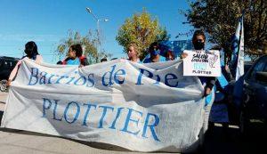 Plottier: Reclaman al gobierno la entrega de alimentos para los merenderos