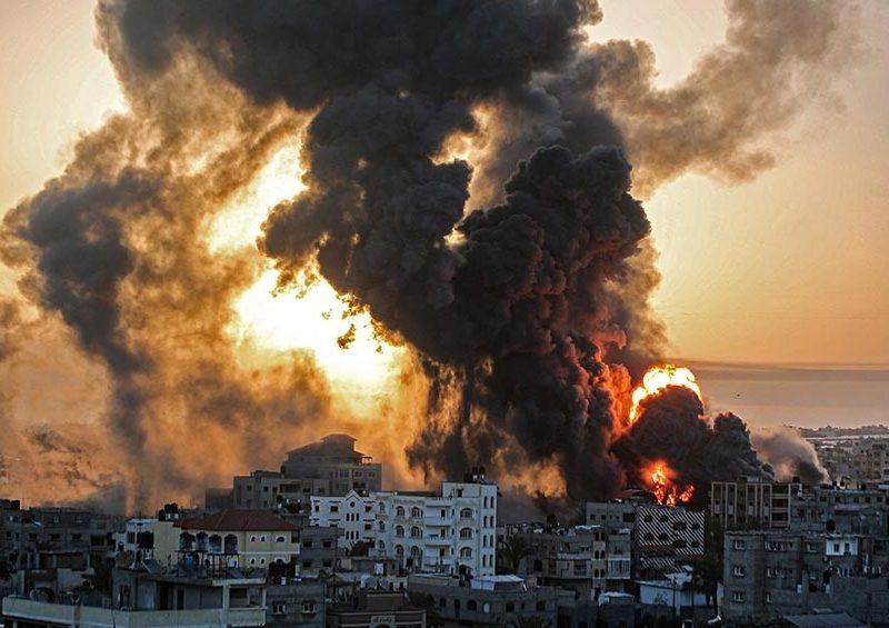 Conflicto Israel – Palestina