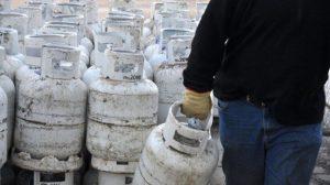 Comenzará la distribución de las garrafas de gas abandonadas en Parque Industrial