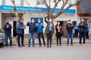 Ferraresso: «Somos una nueva corriente dentro del MPN»
