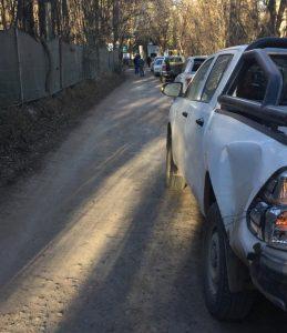 Vecinos denuncian bloqueo del acceso al Barrio Piscicultura de Plottier