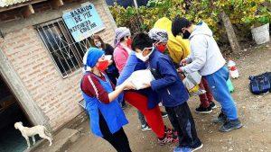 Barrios de Pie denuncia la quita de ayuda alimentaria a los merenderos