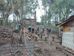 La APDH presentó una denuncia en contra de los desalojos en Villa la Angostura