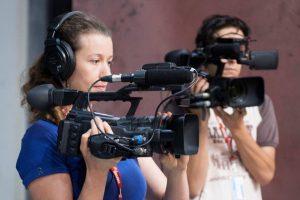 Las mujeres en las noticias y en los medios