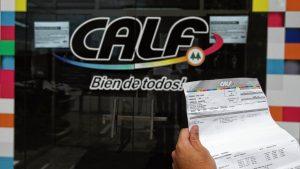 Hoteleros y comerciantes repudian las nuevas tarifas de Calf