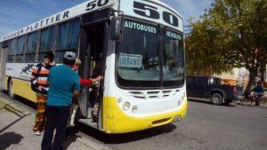 Plottier: El municipio evalúa cambiar el sistema de transporte
