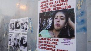 Comenzó el juicio por el femicidio de Agustina Atencio