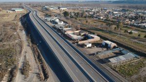 Río Negro: Inauguran hoy un tramo de la Ruta Nacional 22