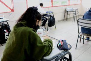 Río Negro: Las escuelas secundarias volvieron a la presencialidad plena