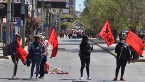Sin respuestas, las organizaciones vuelven a cortar la Avenida
