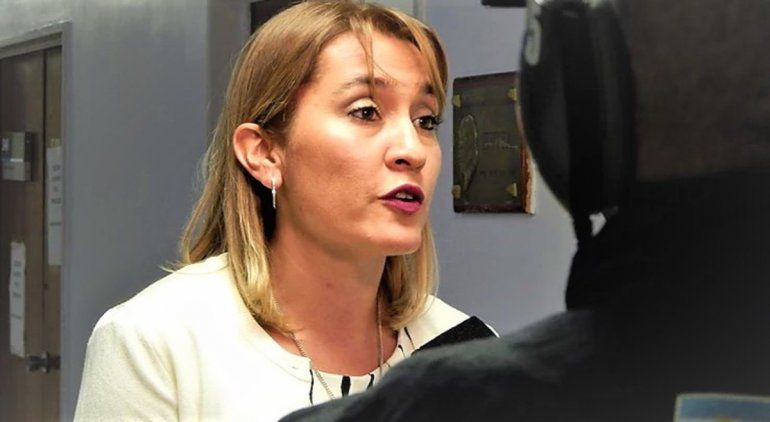 Matzen denunció que Tortoriello la saco de la campaña por haber votado al legalización del aborto
