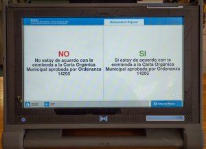 ¿En qué consiste la enmienda a la Carta Orgánica que se vota el 24 de octubre?