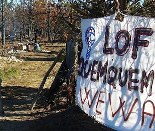 Maicoño: «Quedamos en el medio de una disputa de poder»