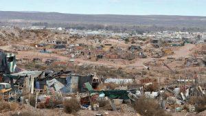 Pobreza e indigencia en Neuquén